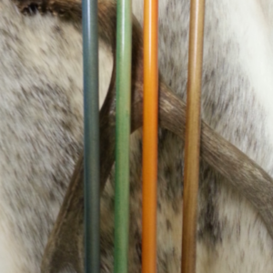 Wapiti Hunter Pre-FInished POC Shafts